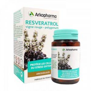 Arkopharma Arkogelules Resvératrol - 45 gélules