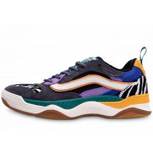 Vans Femme Zebra Brux Wc Baskets