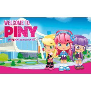 Famosa PinyPon : La Villa avec 2 figurines