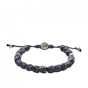 Diesel Bracelet Homme Low Poly Bleu