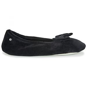 Isotoner Chaussons 95810 Noir - Taille 41,35 / 36,37 / 38