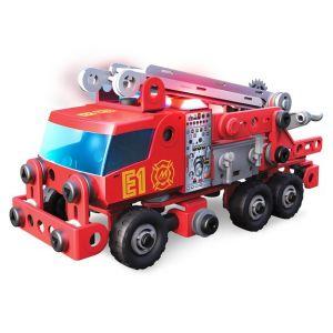 Meccano Camion de pompiers - Junior