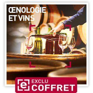Smartbox Nologie et vins - Coffret cadeau
