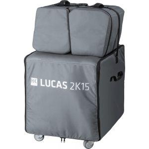 HK Audio ROLLER BAG LUCAS 2K15