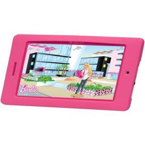 """Lexibook Coque en silicone pour tablette Barbie 7"""""""
