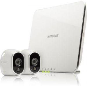 NetGear VMS3230 - Kit de surveillance Arlo sans fil 2 caméras