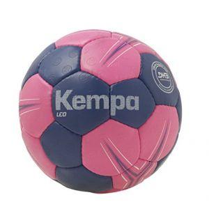Kettler Kempa - Leo - Ballon d'entraînement - Mixte Adulte - Violet (Electrique/Rose Fuchsia) - Taille : 1