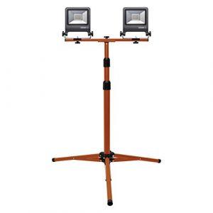 Osram Worklight Tripod Projecteur à Led 60 W 5400 lm blanc neutre 4058075151024