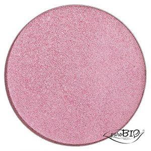 PuroBio Cosmetics Resplendent Highlighter REFILL 02 Rosa
