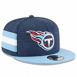 A New Era Casquette 9Fifty On-Field 18 Titans baseball cap