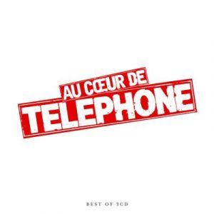 Au cur de téléphone - Le best Of - Coffret 3 CD