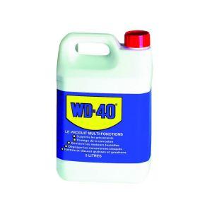 Image de Sodise 10250 - Lot de 4 bidons WD40 5l + pulvérisateur