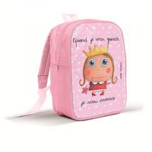 Label'tour Grand sac à dos Princesse