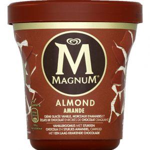 Magnum Crème glacée amande