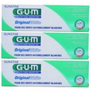 G.U.M Dentifrice Original White