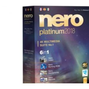 Nero 2018 Platinum [Windows]