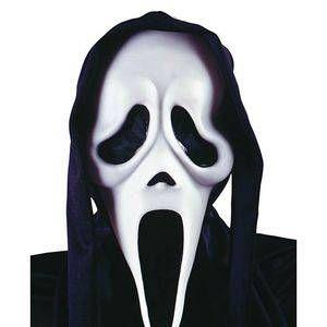 Masque Licence Scream Souple Halloween