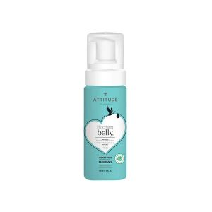 Attitude Blooming Belly - Nettoyant mousse visage naturel - 150 ml