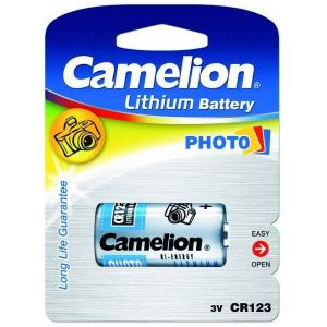 Image de Camelion 1 Pile Lithium Pour Photo Cr123a 3v