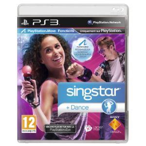 Singstar + Dance [PS3]