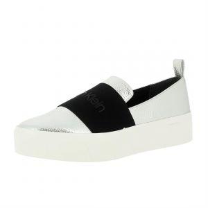 Calvin Klein Chaussures Jeans e6673 Argenté - Taille 41