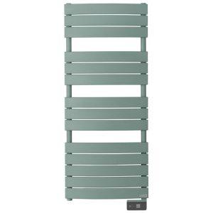 Thermor Radiateur sèche-serviettes électrique Riviera - 500W - Vert eucalyptus