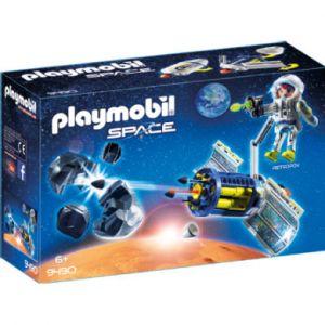 Playmobil 9490 - Spationaute avec satellite et météorite