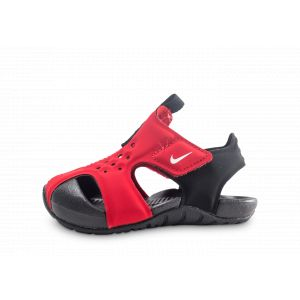 Nike Sandale Sunray Protect 2 pour Bébé/Petit enfant - Rouge - Taille 25 - Unisex