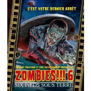 Edge Zombies 6 : Six pieds sous terre