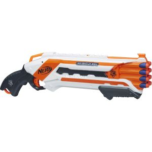 Hasbro Nerf Elite Rough Cut 2x4