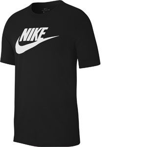 Nike Tee-shirt Sportswear Homme - Noir - Taille S - Male