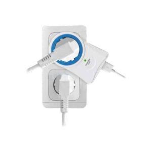 MCL Samar PS-2U/RZ - Bloc secteur rotatif 240V + 2 ports USB (protégé)
