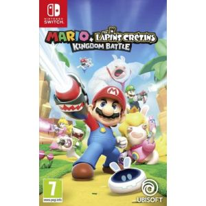 Mario + Les Lapins Cretins Kingdom Battle [Switch]