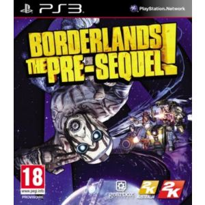 Borderlands The Pre-Sequel ! [PS3]