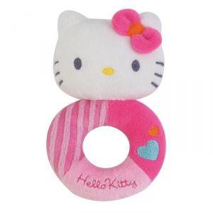 Jemini Hochet anneau Hello Kitty 13 cm