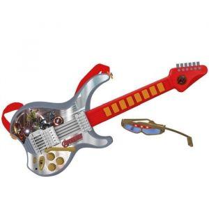 Reig Musicales Guitare électronique Avengers