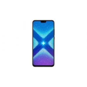 Honor 8X black 4+128GB