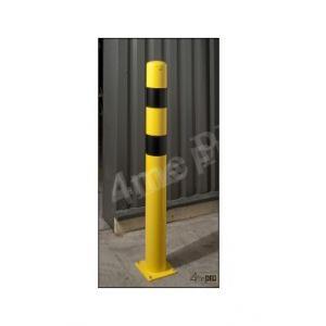 Image de Mottez B351SD159H150 - Poteau de protection Ø 159 mm hauteur 150 cm