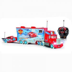 Majorette Camion radiocommandé Mack Cars Ice Racers