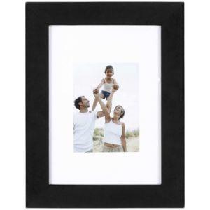 cadre photo bois noir 30x30 comparer 124 offres. Black Bedroom Furniture Sets. Home Design Ideas