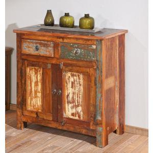 Buffet design Louisiane en bois