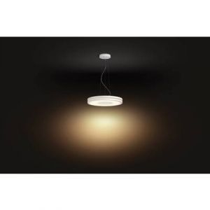 Philips Lampe connectable Hue BEING Suspension 1x39W - Blanc