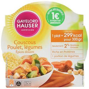 Gayelord hauser Couscous aux Épices Douces 300 g - Lot de 3