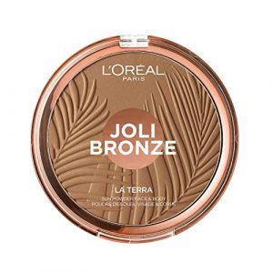L'Oréal Glam Bronze La Terra 01 - Poudre de soleil