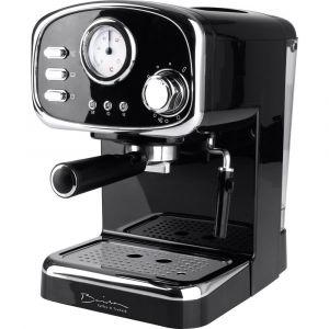 Gourmet Maxx Machine à expresso Barista Retro noir