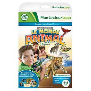 Leapfrog Mon lecteur Leap Le monde animal