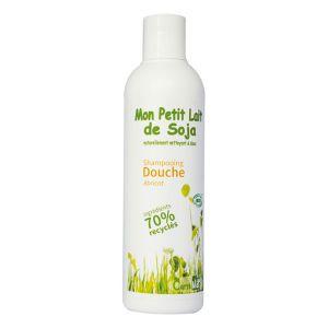 Mon petit lait de soja Gel douche corps et cheveux abricot - 250ml