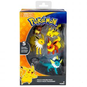 Tomy Pokémon Multi-Pack figurines