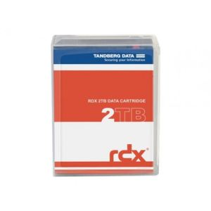 Tandberg Data 8731-RDX - Cartouche RDX QuikStor 2 To