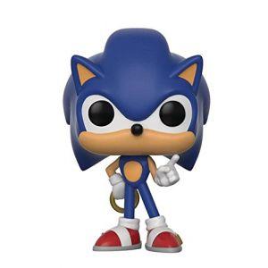 Funko Figurine Pop! Sonic avec bague